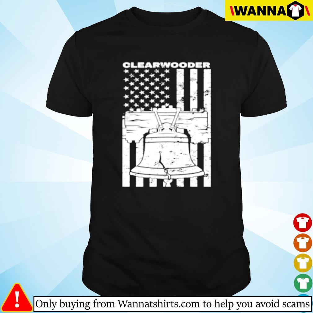 Cleanwooder veteran shirt