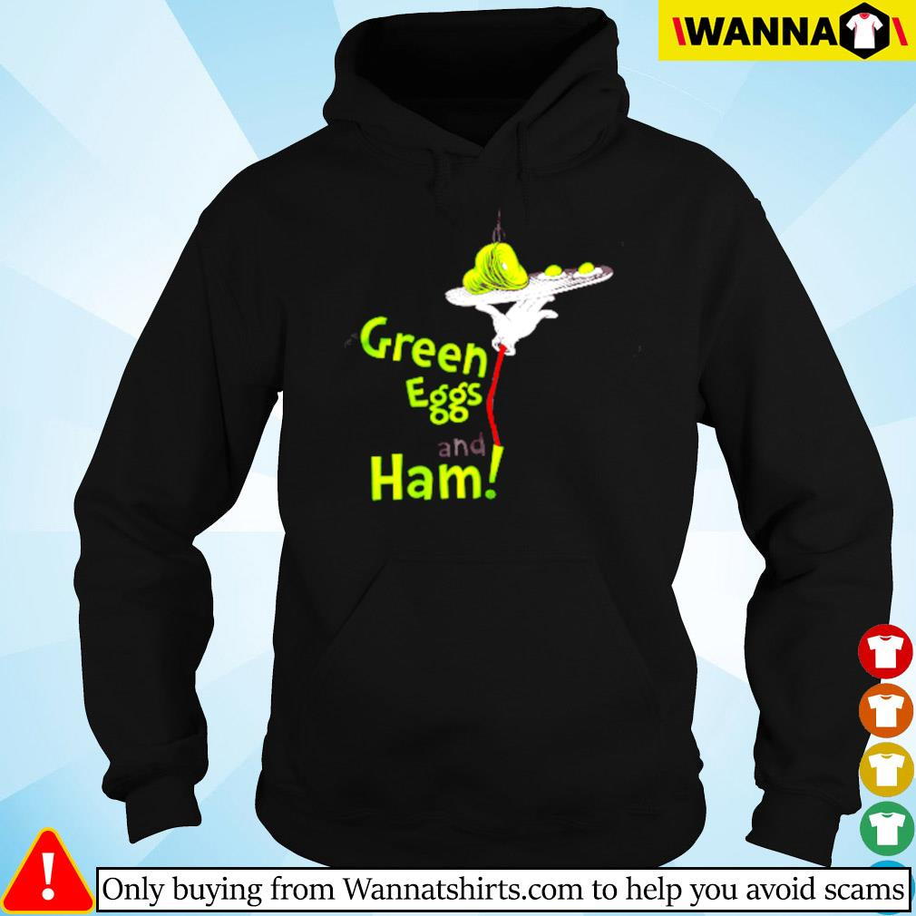 Dr. Seuss green eggs and ham s Hoodie
