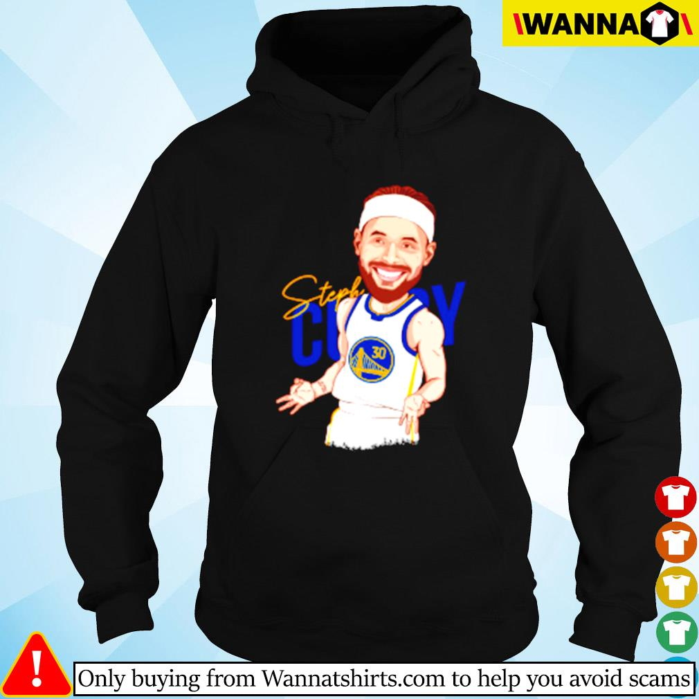 Steph Curry Golden State Warriors signature s Hoodie