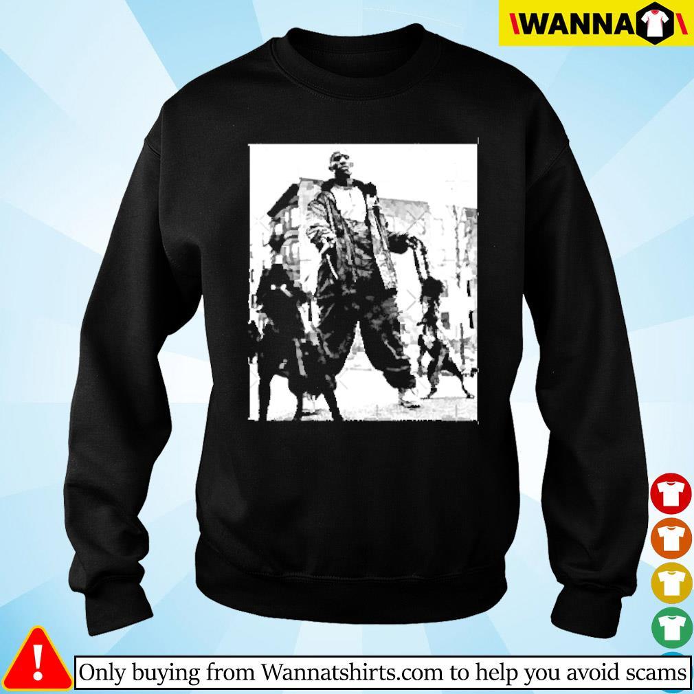 DMX American rapper Sweater