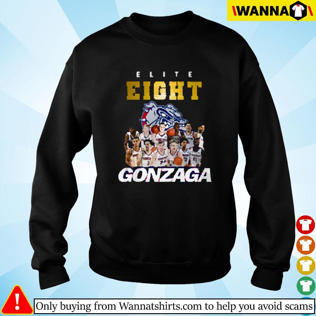 Elite Eight Gonzaga Bulldogs Sweater