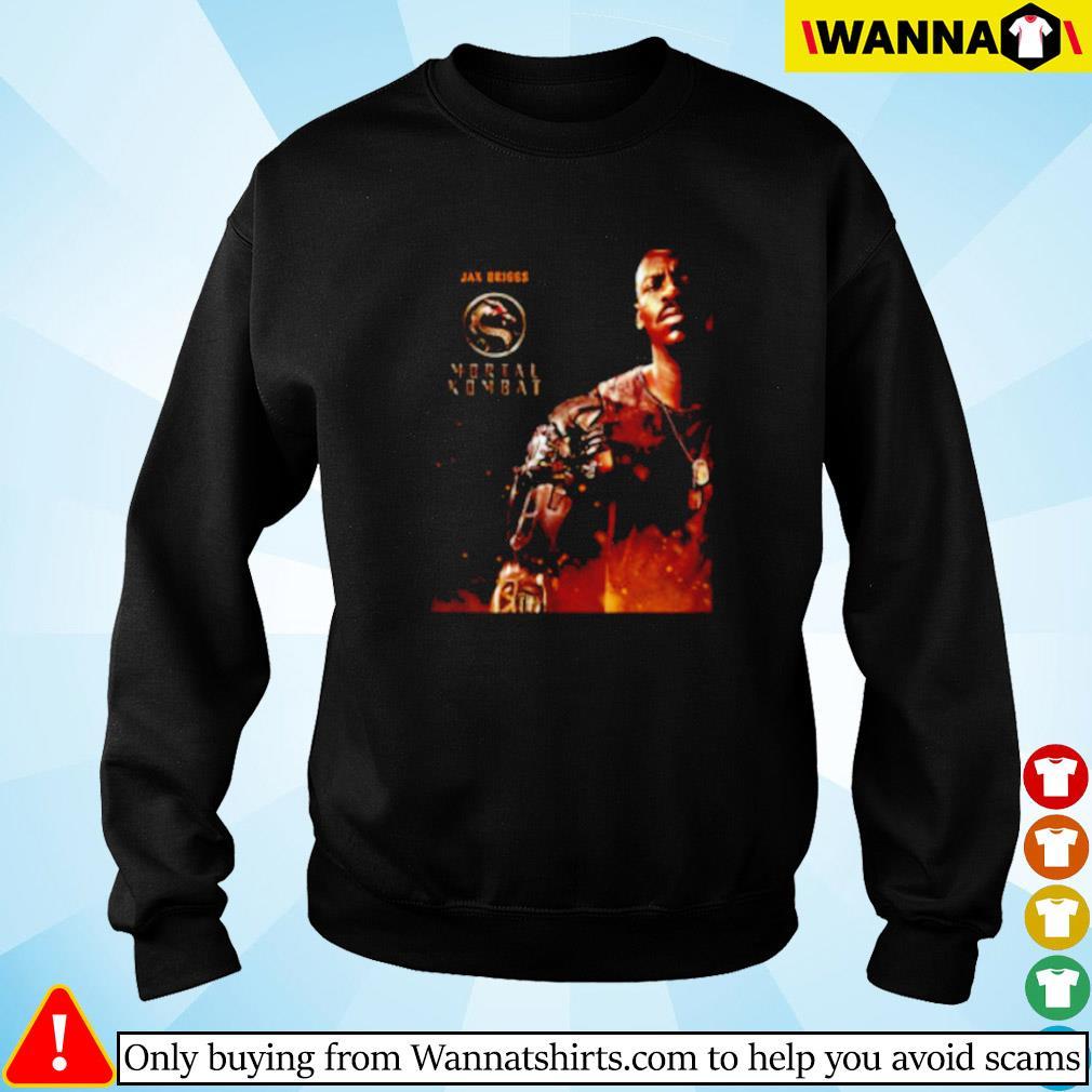 Mortal Kombat Movie 2021 Jax Briggs Sweater