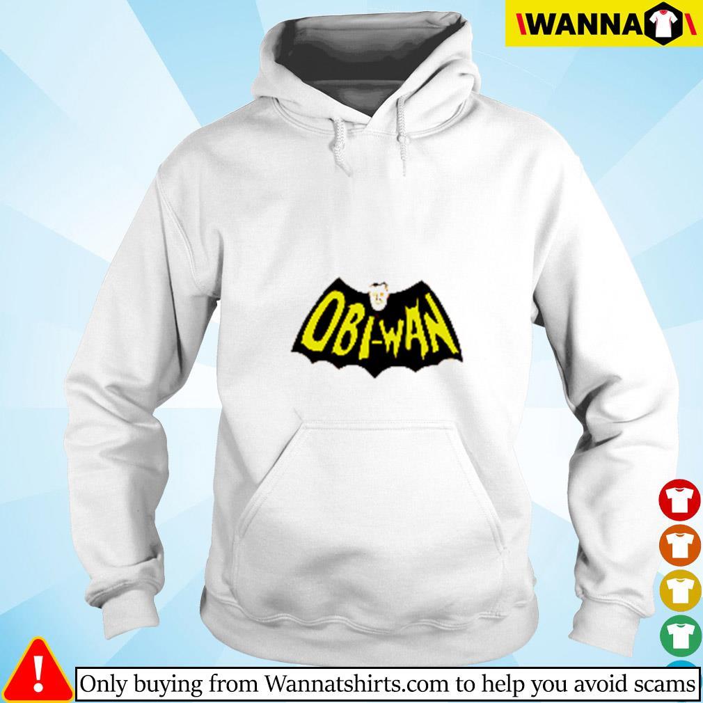 Obi-Wan batman Star Wars Hoodie