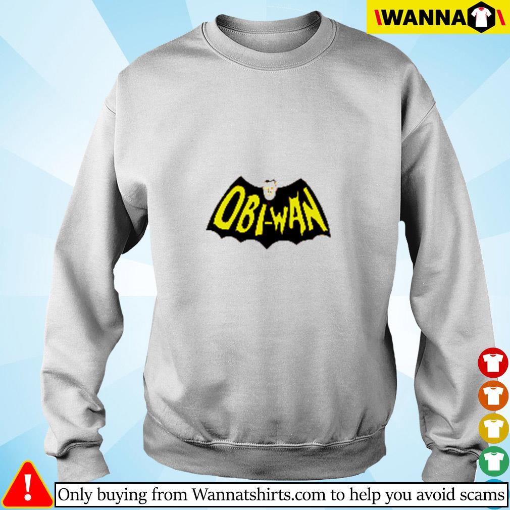 Obi-Wan batman Star Wars Sweater