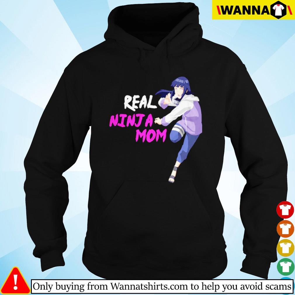 Real Ninja mom Hoodie