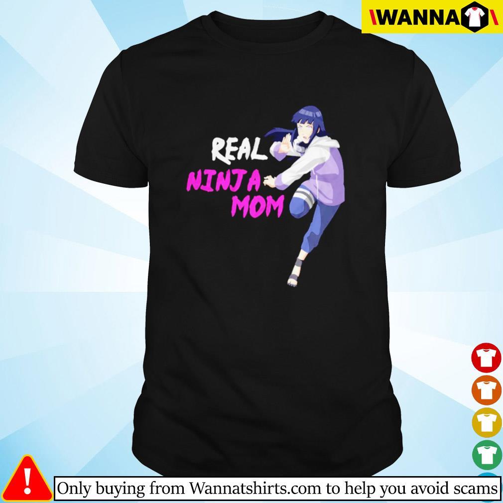 Real Ninja mom shirt