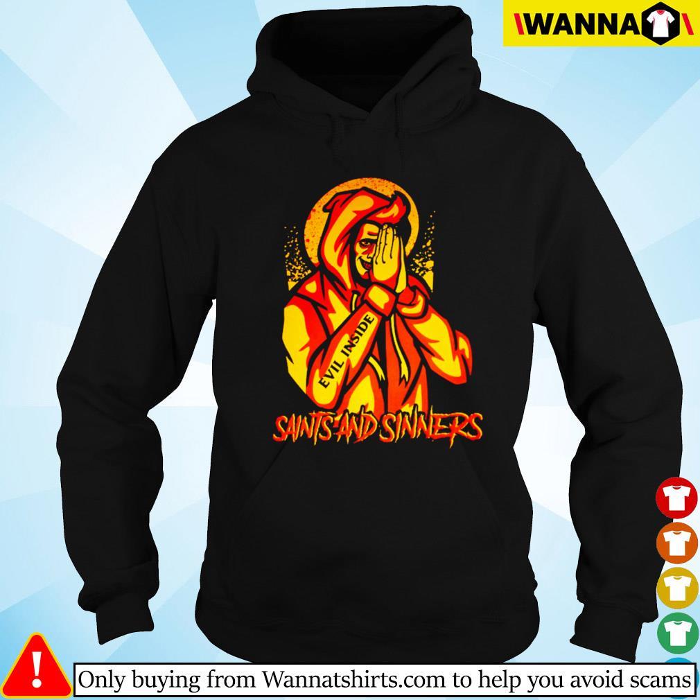 Saints and sinners Hoodie