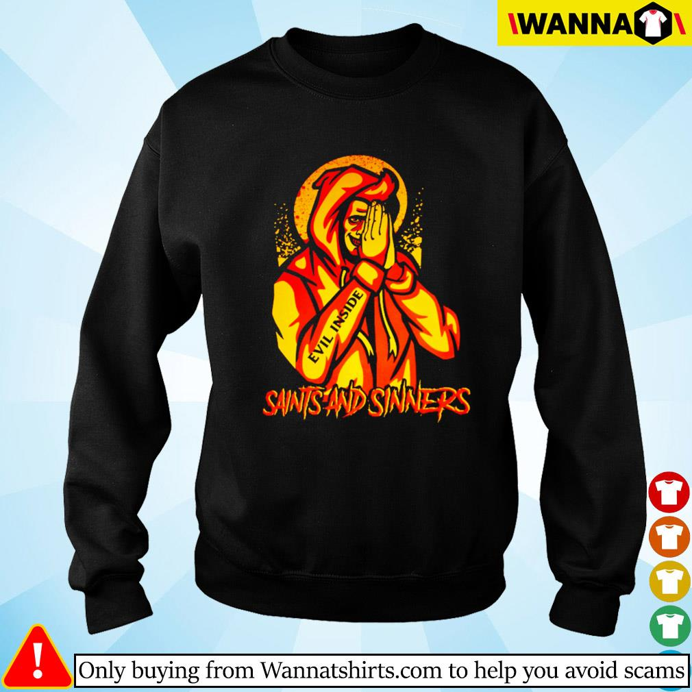 Saints and sinners Sweater