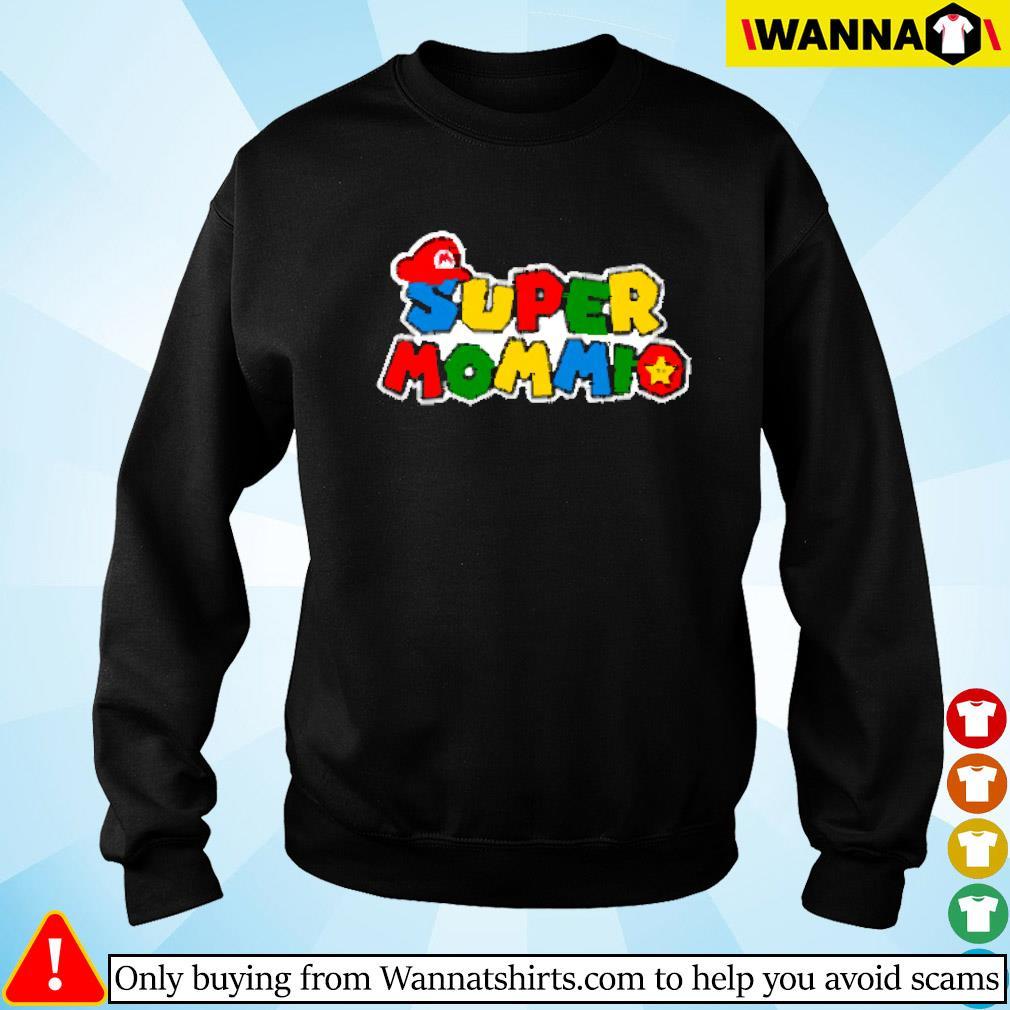 Super Mommio Super Mario Sweater