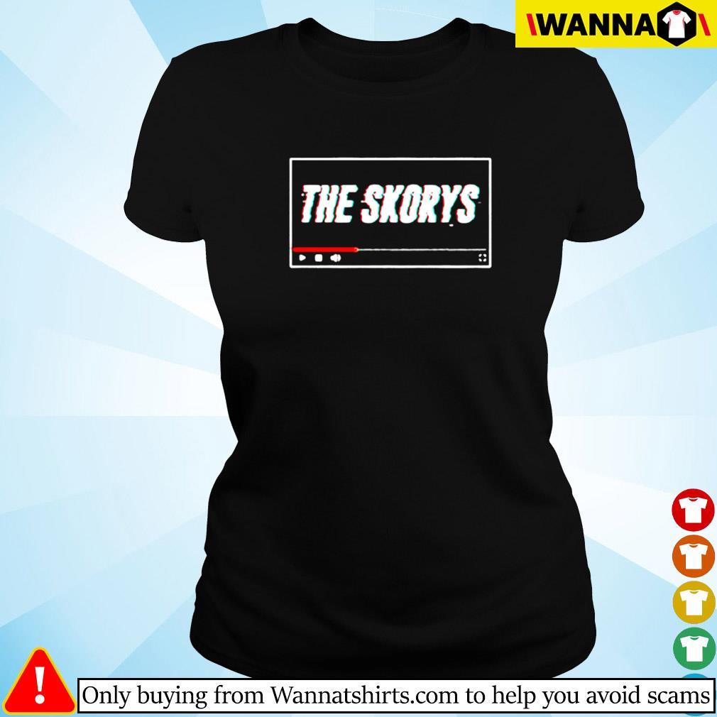 The Skorys Ladies tee