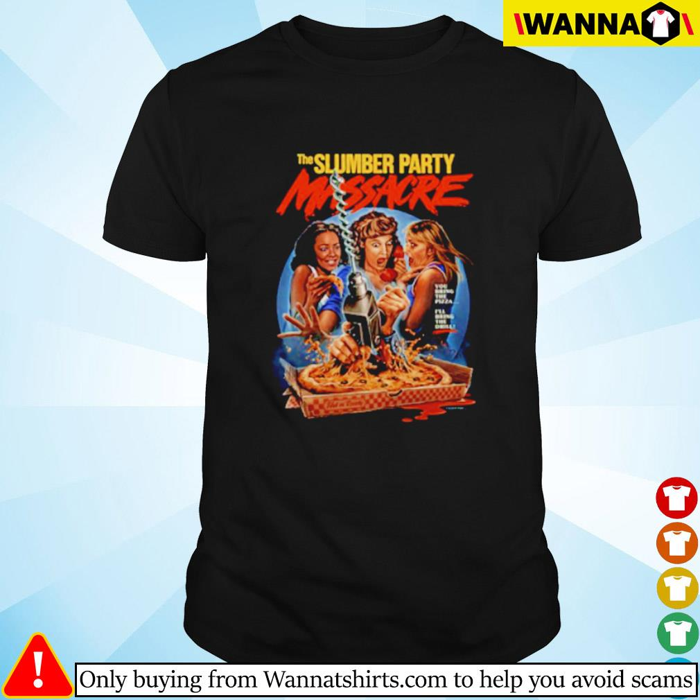 The Slumber Party Massacre shirt