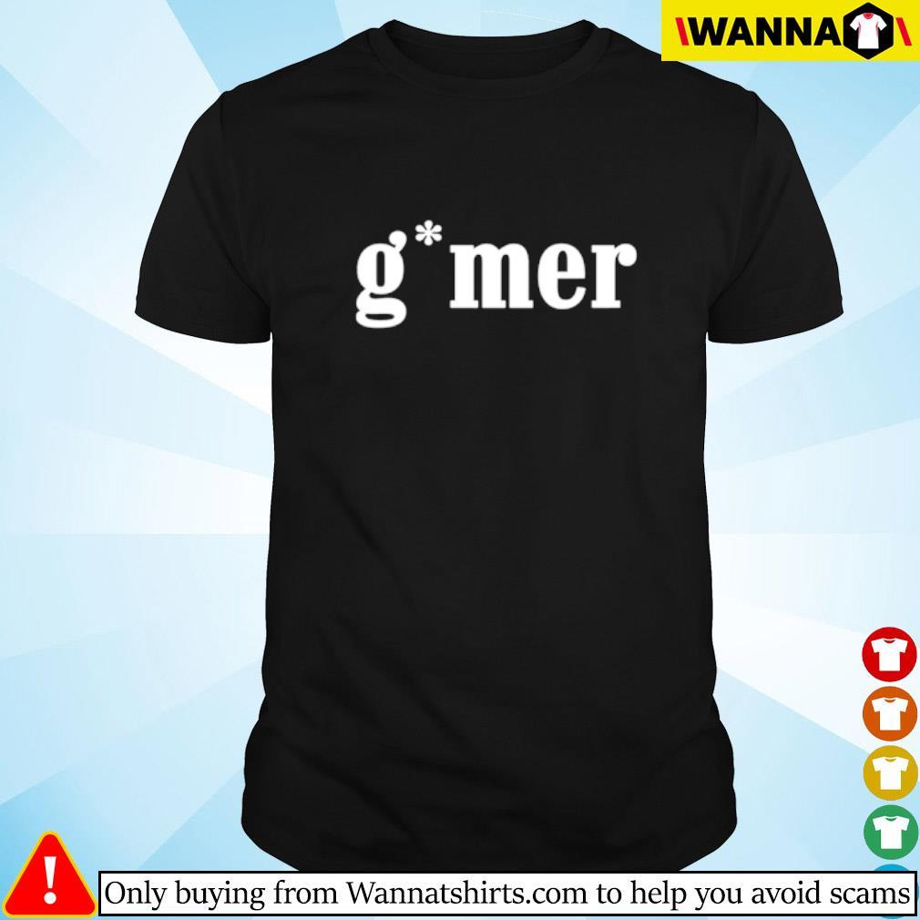 G-Mer shirt