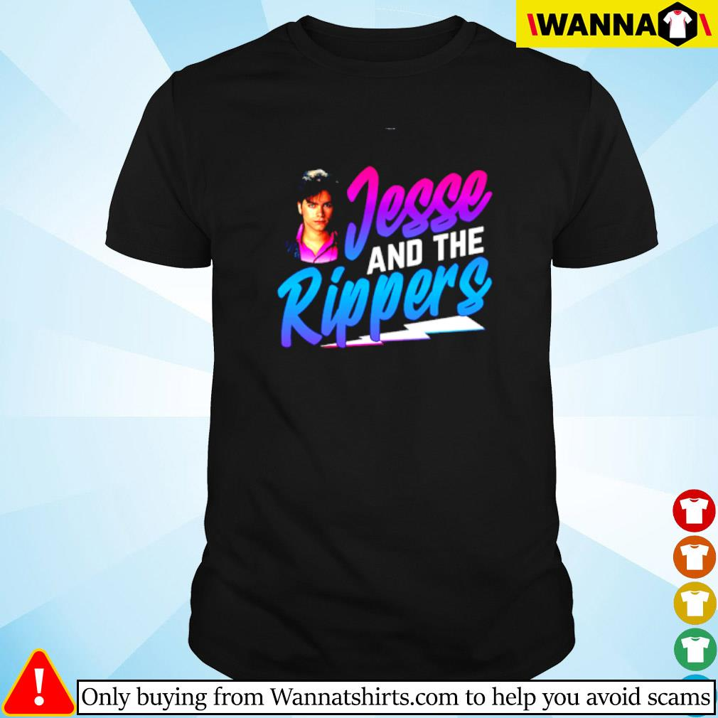 Jesse and the Rippers shirt