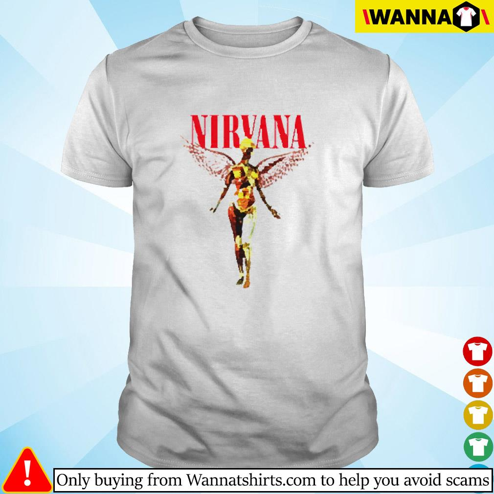 Nirvana Wing shirt