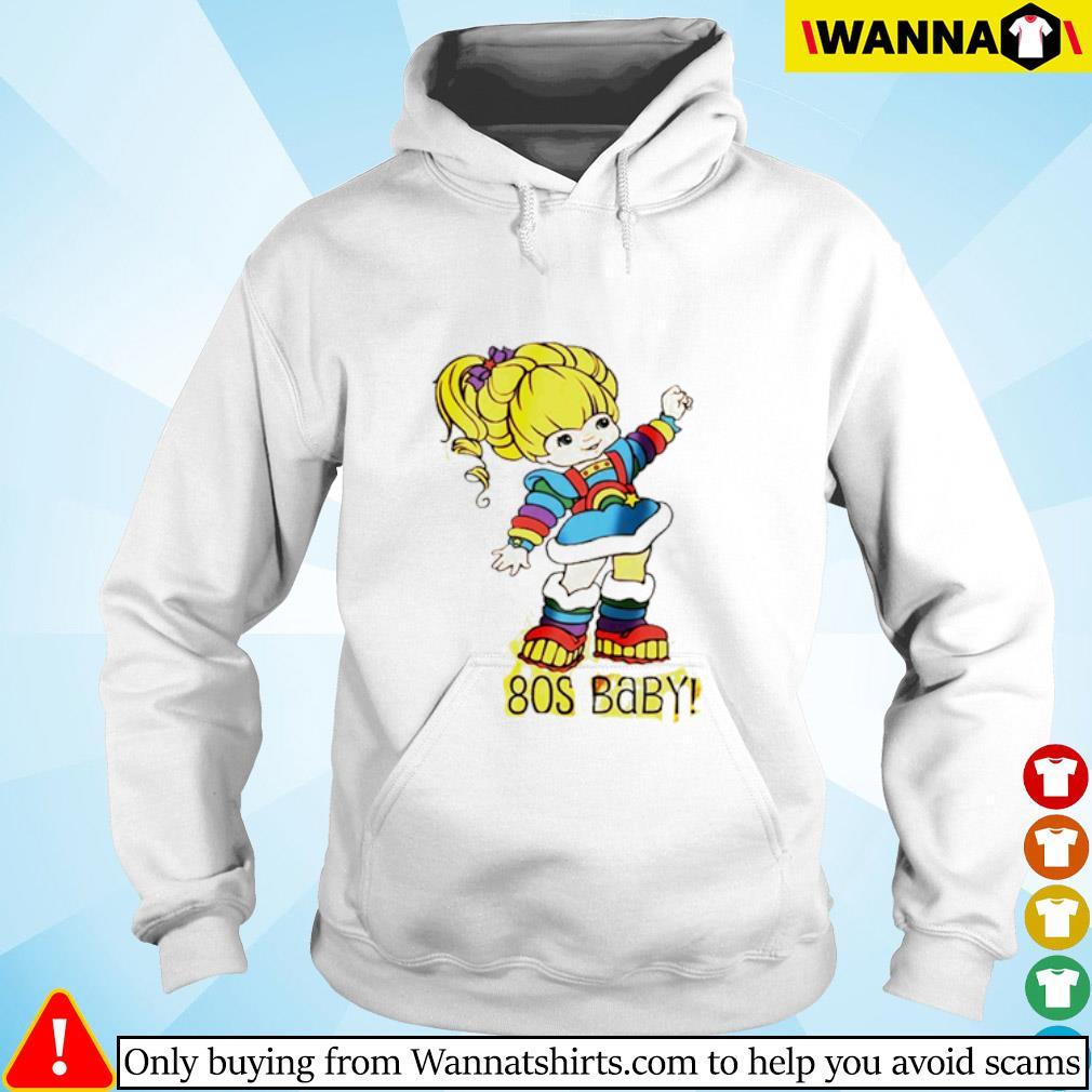 Rainbow Brite 80'S baby Hoodie