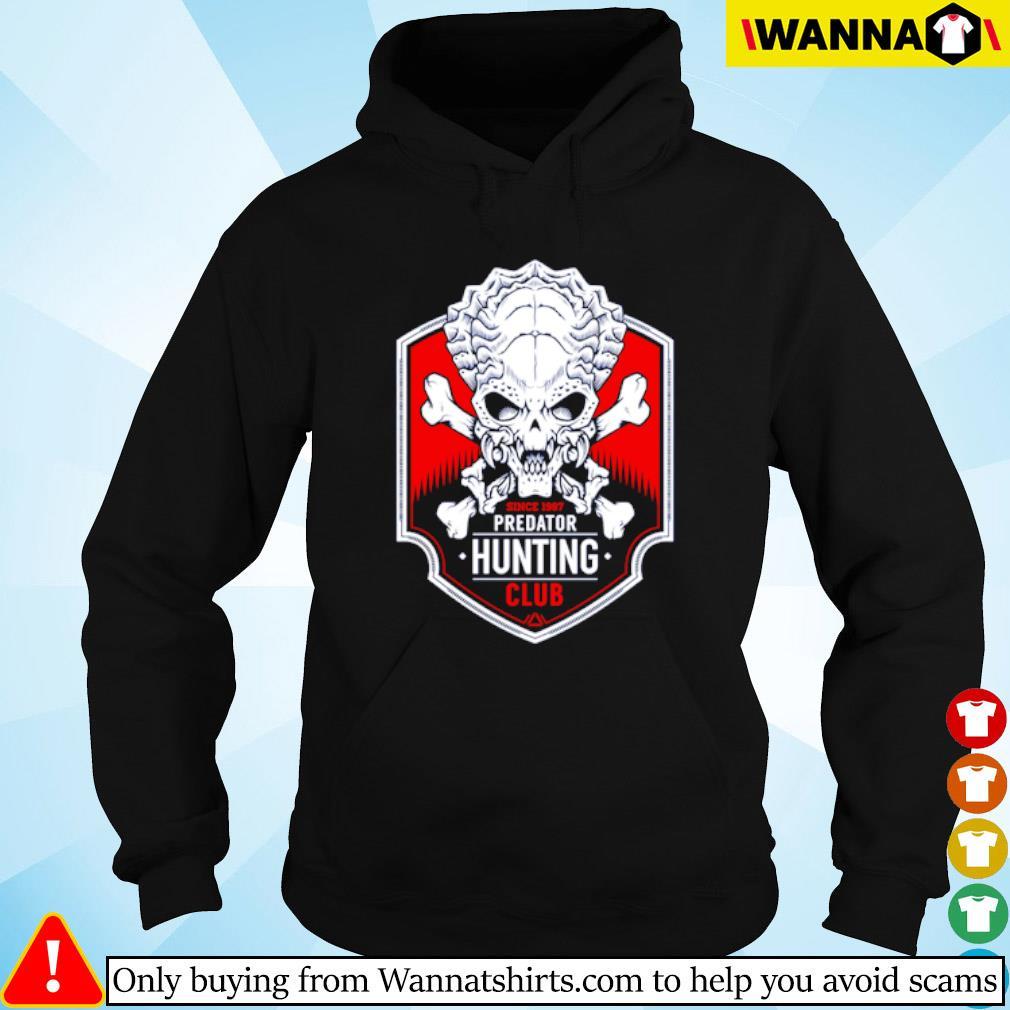 Since 1987 predator hunting club Hoodie