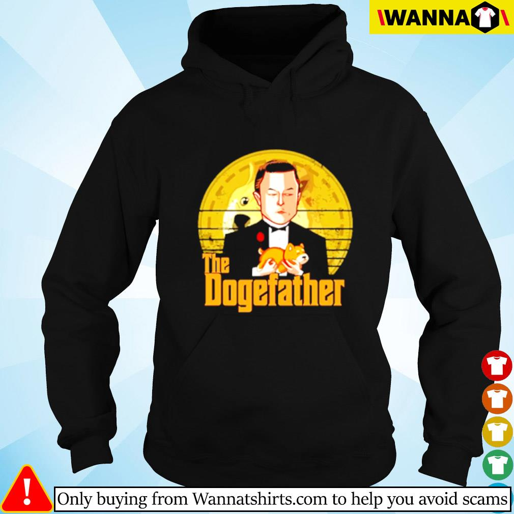 The dogefather Hoodie