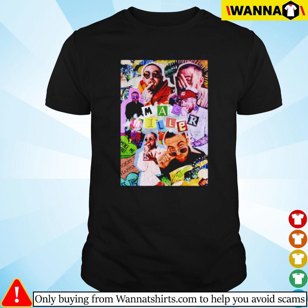 Mac Miller hop rap shirt