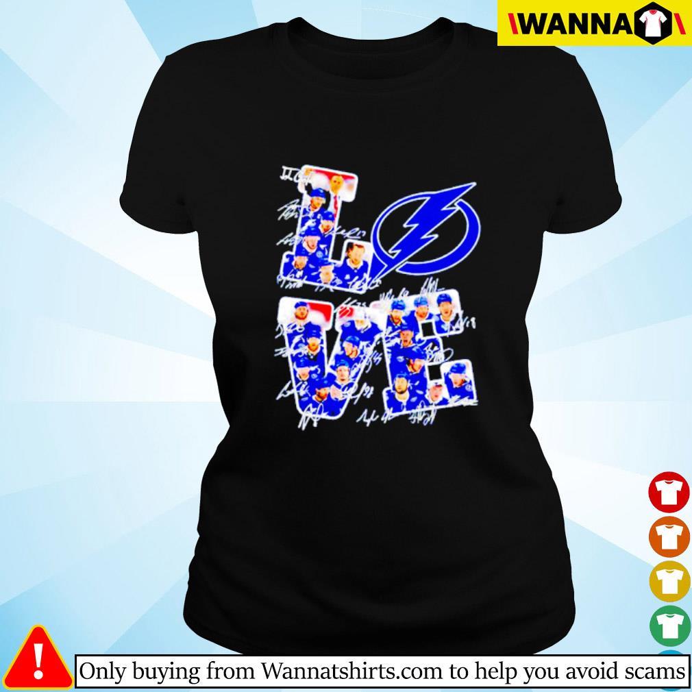 Love Tampa Bay Lightning 2021 Stanley Cup Champion ...