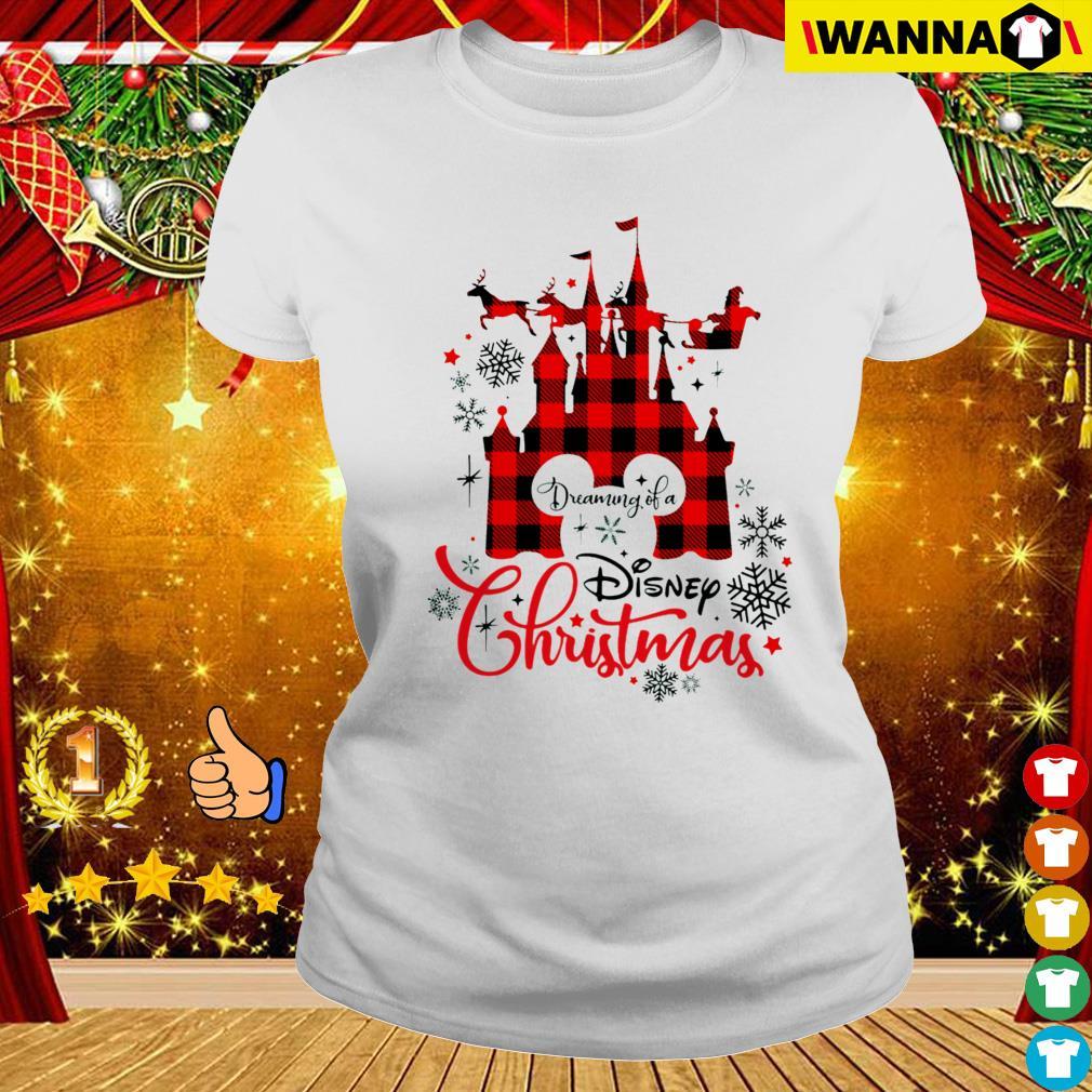 Disney Christmas Shirt Designs.Disneyland Dreaming Of A Disney Christmas Sweater