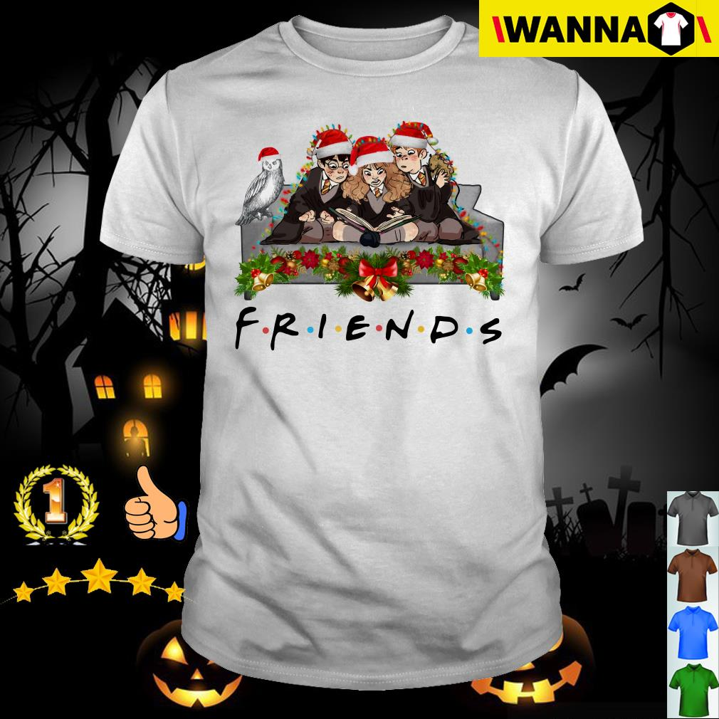 Harry Potter Christmas Shirt.Harry Potter Characters Friends Tv Show Christmas Shirt