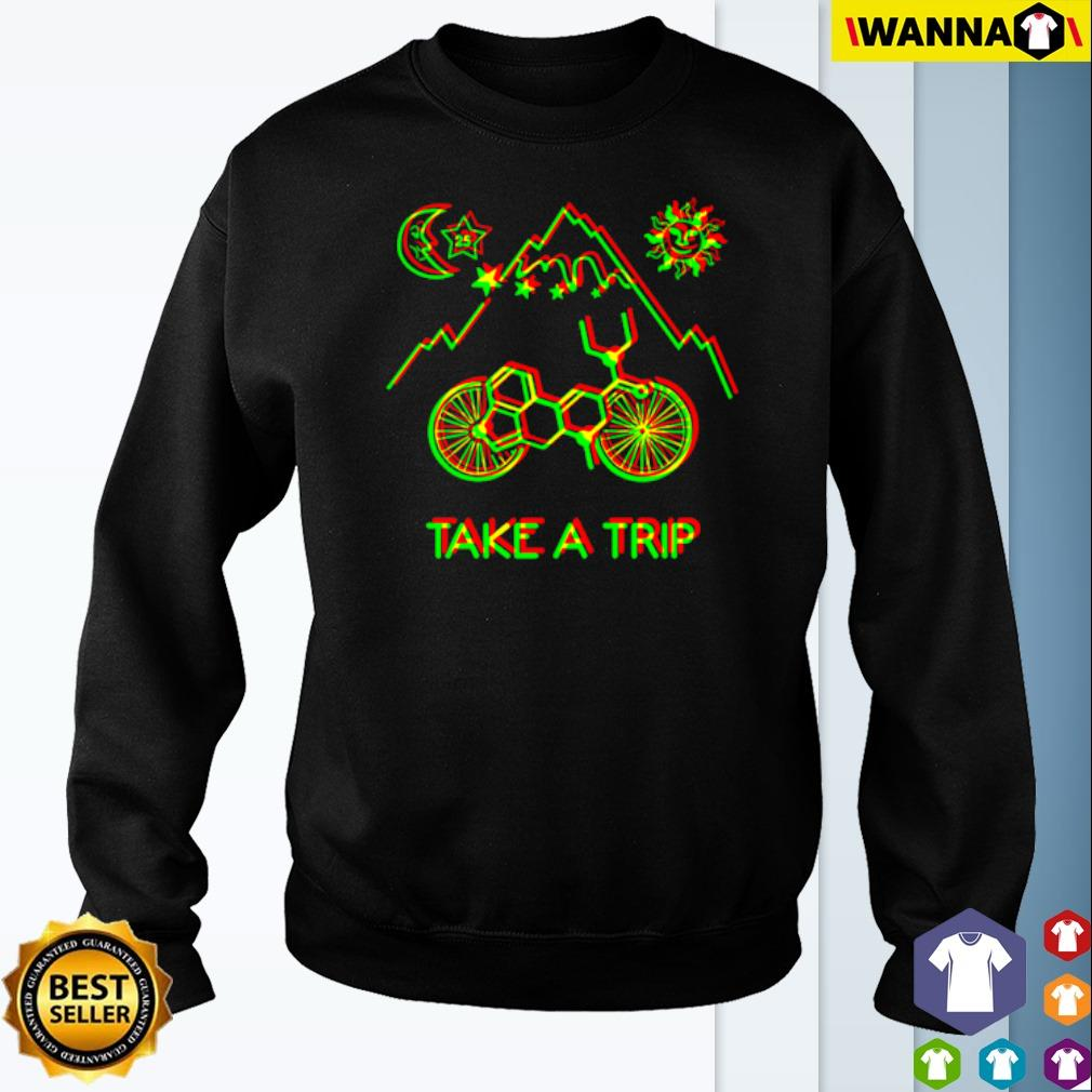 1943 Albert Hofmann Bicycle day take a trip s Sweater