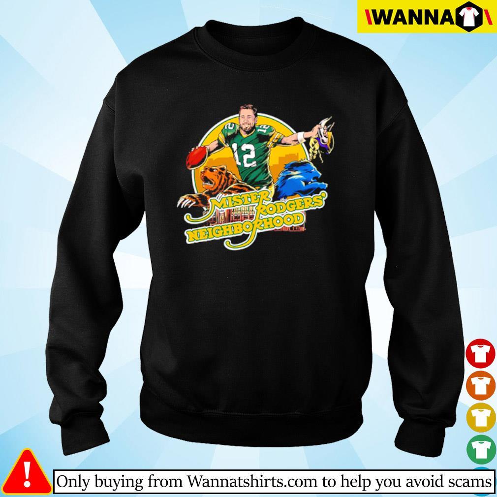 Mister Rogers' Neighborhood s sweater black