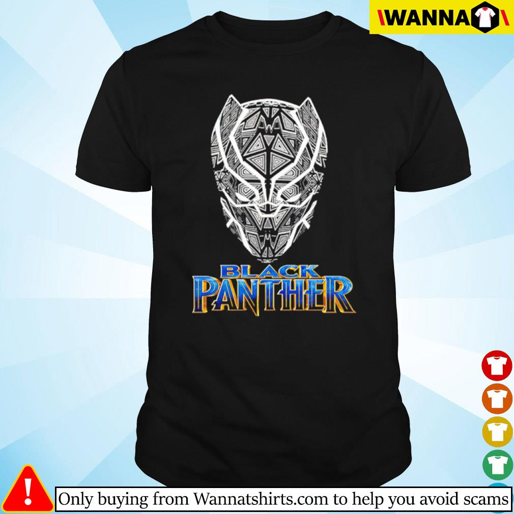 Black Panther TT Vertical shirt