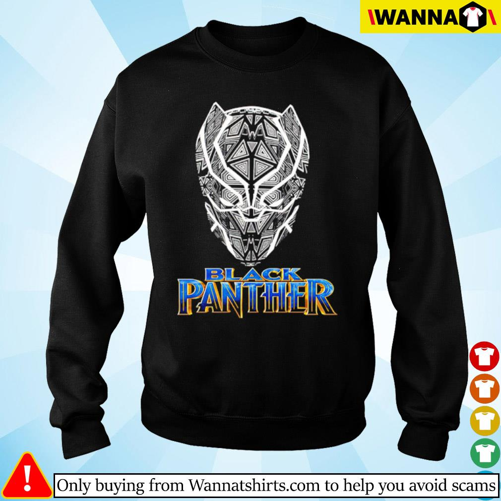 Black Panther TT Vertical s sweater black
