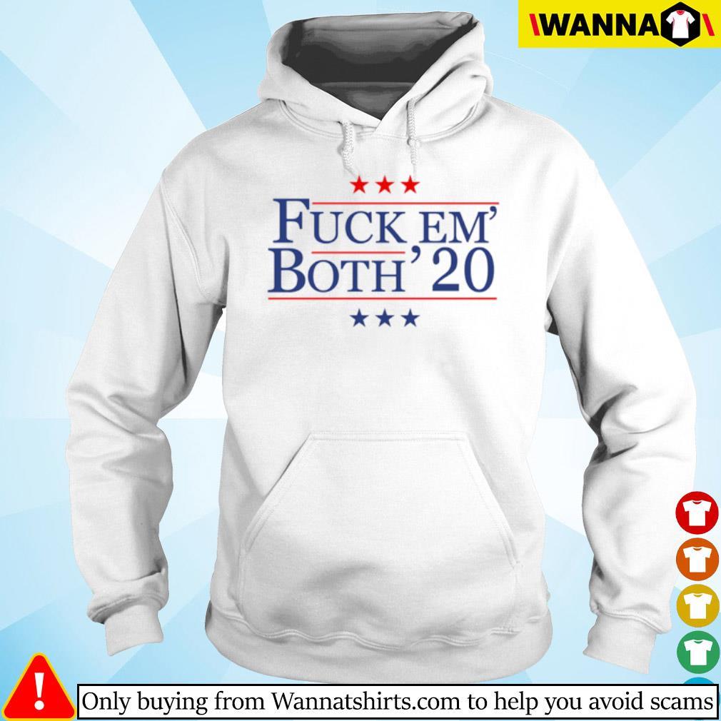 Fuck Em' Both' 20 s hoodie