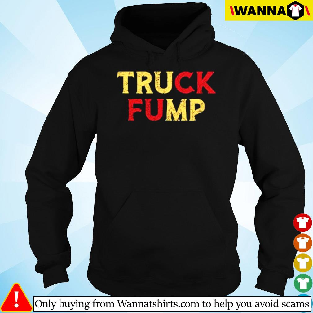 Truck Fump Donald Trump s hoodie black