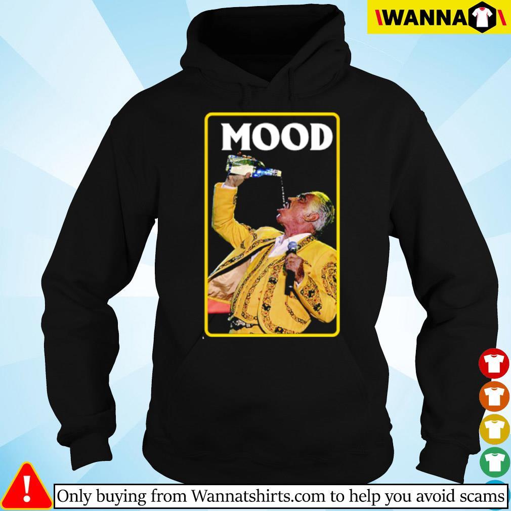 Vicente Fernandez mood s hoodie black