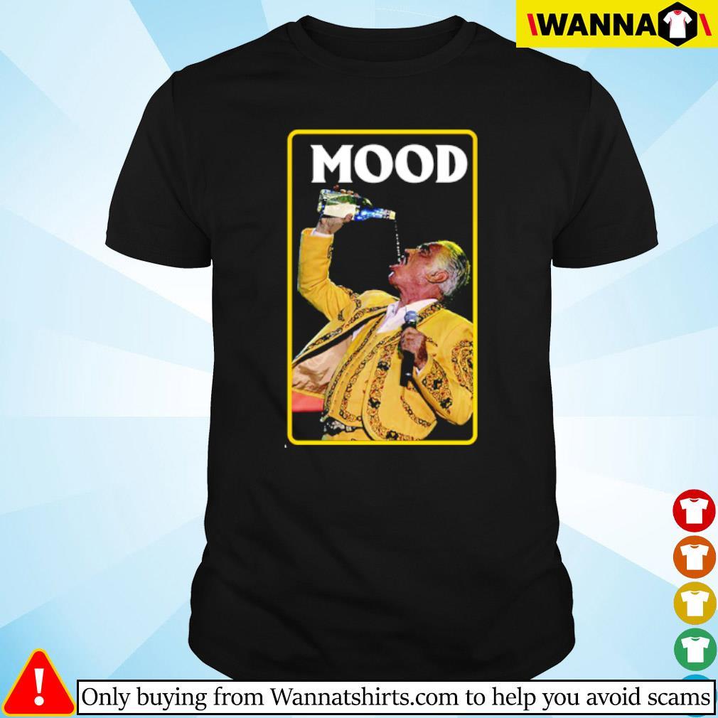 Vicente Fernandez mood shirt