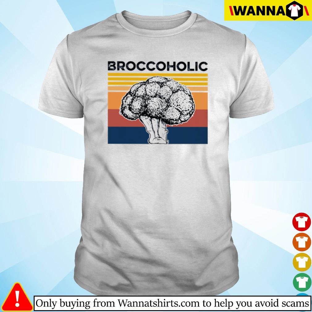 Vintage Broccoholic shirt
