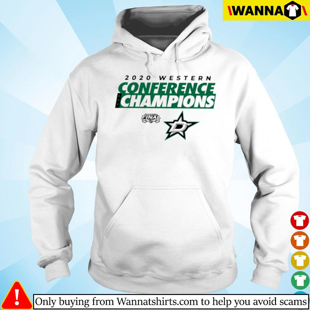 2020 Western Conference Champions Dallas Stars s hoodie