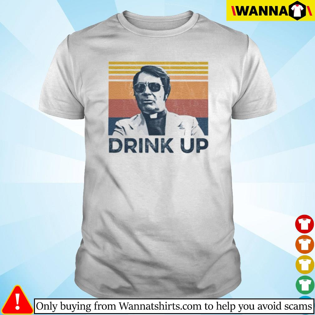 Vintage Jim Jones drink up shirt