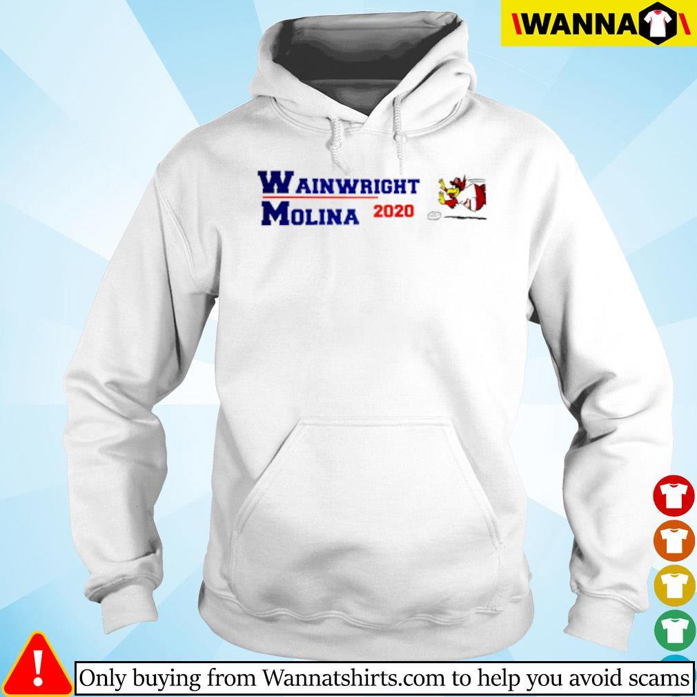 Wainwright Molina 2020 American s hoodie