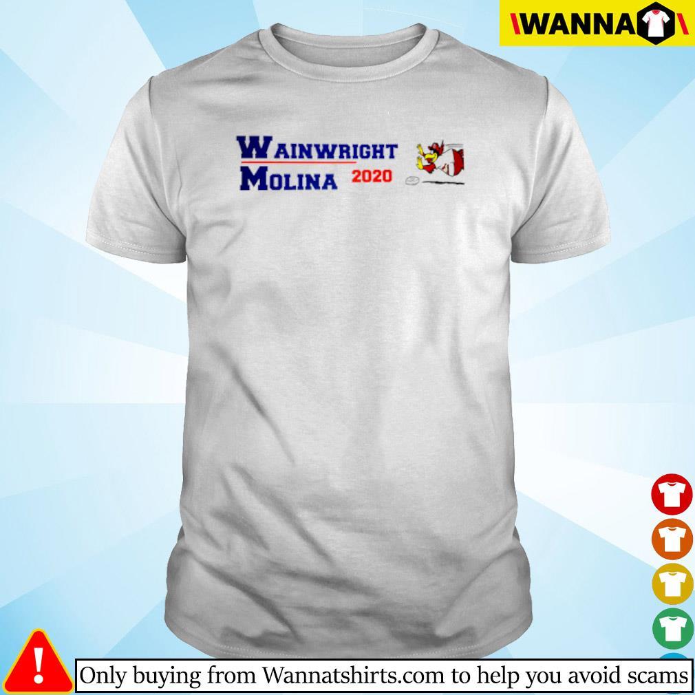 Wainwright Molina 2020 American shirt