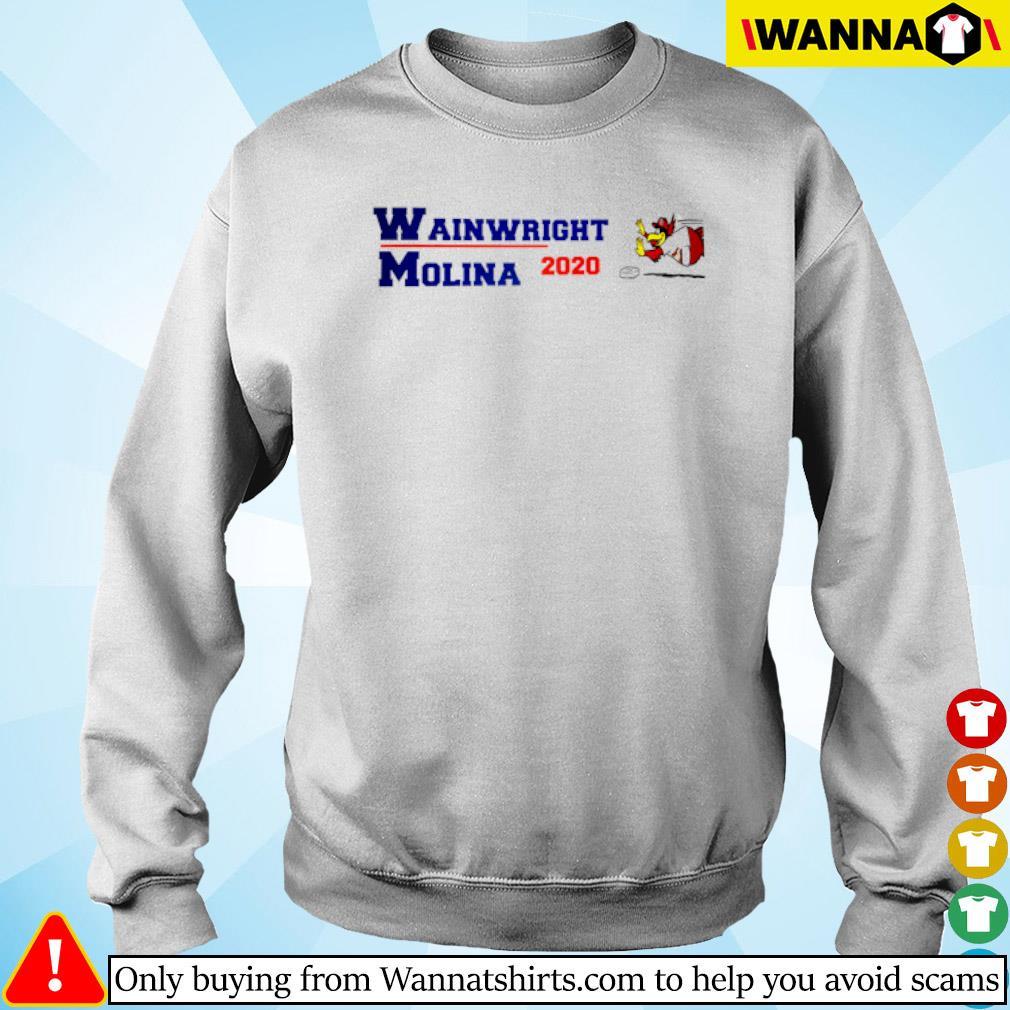 Wainwright Molina 2020 American s sweater