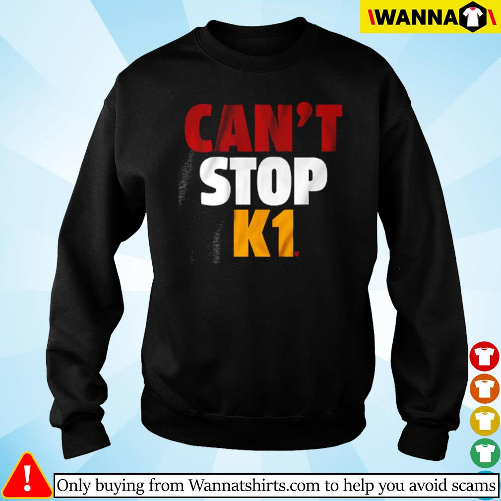 Can't stop K1 s Sweater
