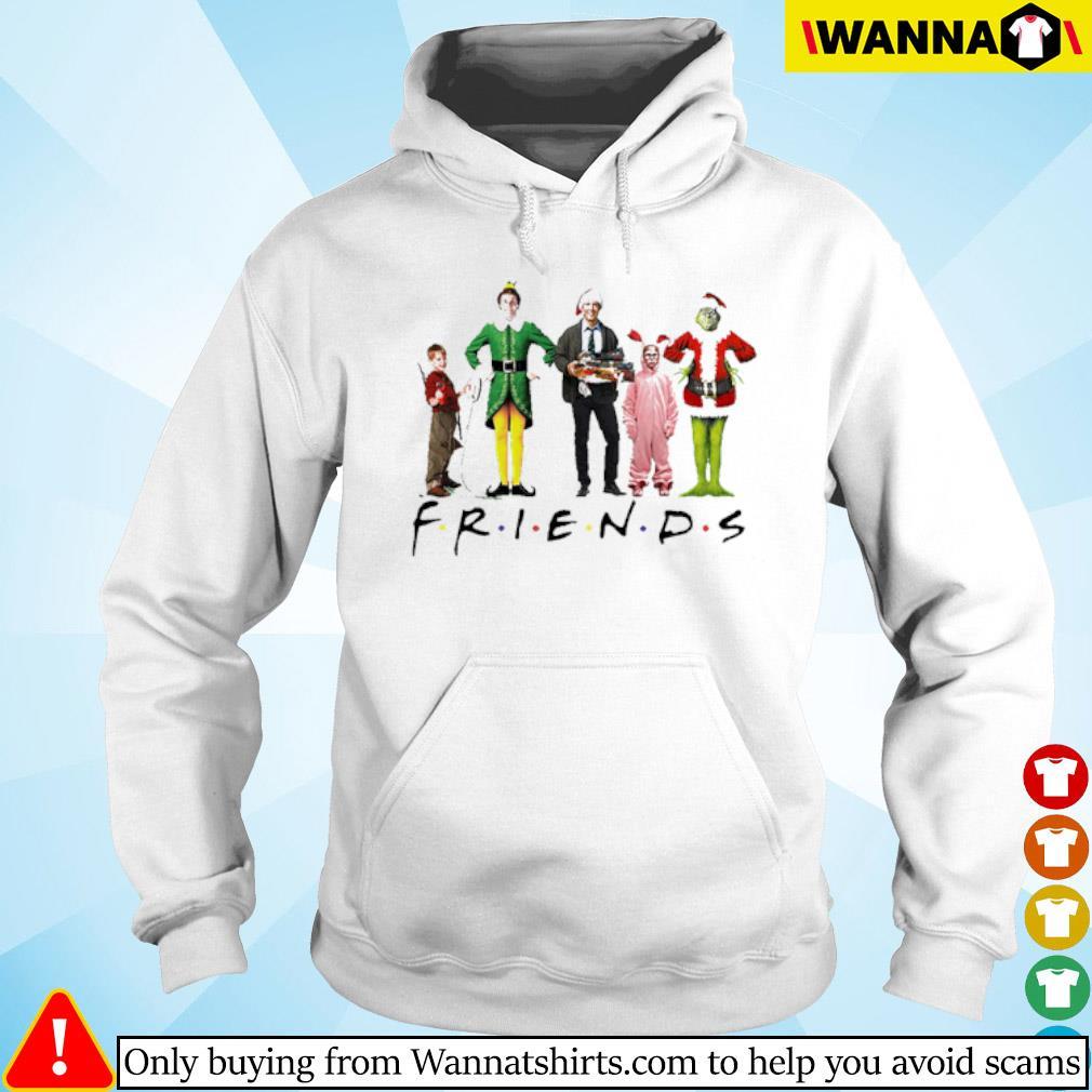 Christmas Grinch Kevin Friends Characters Elf sweater Hoodie