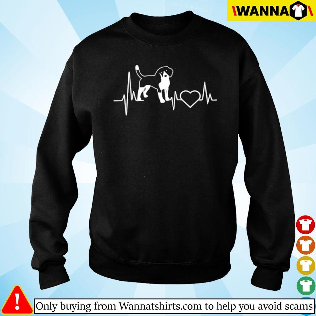 Heartbeat Beagle dog s Sweater