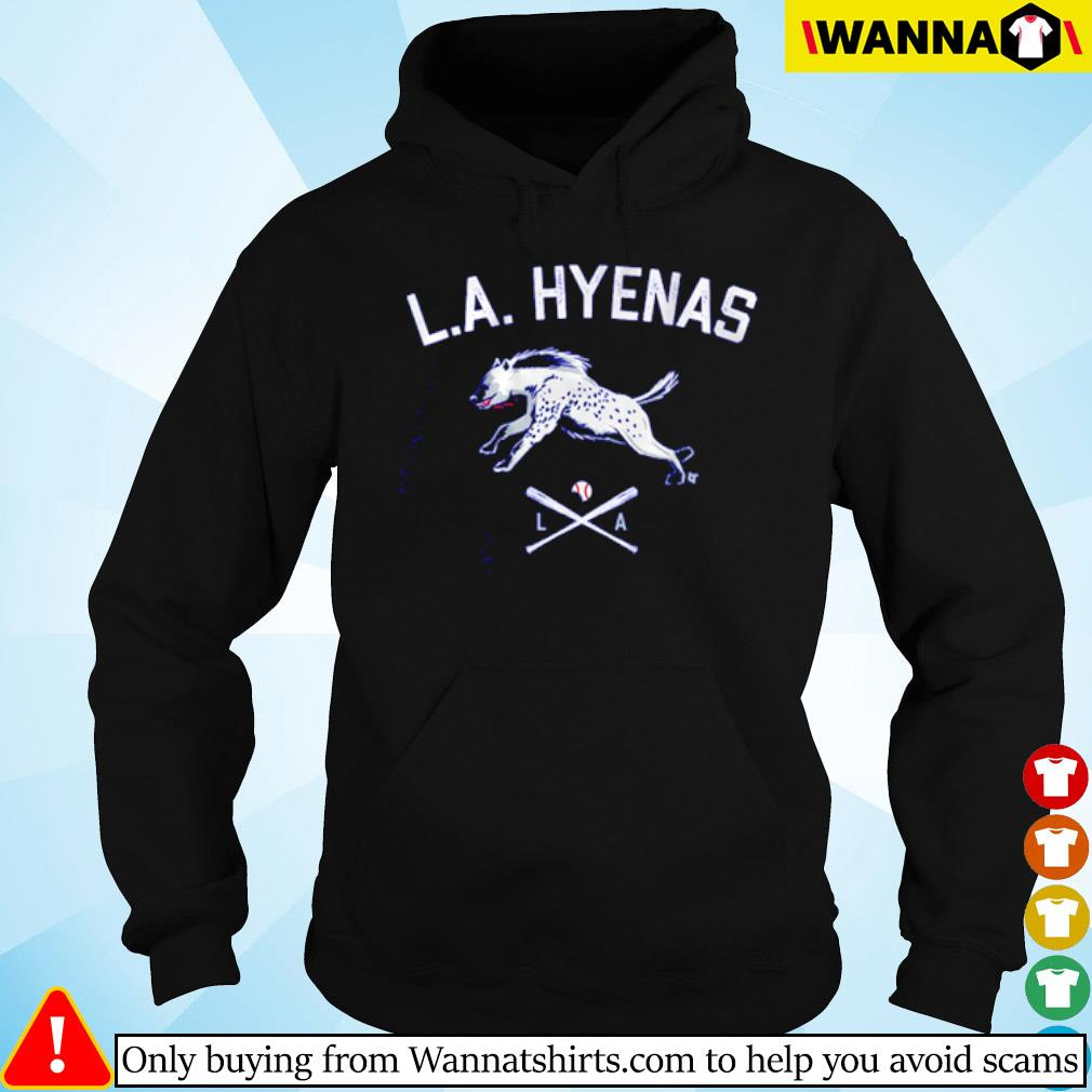Los Angeles baseball L.A Hyenas s Hoodie
