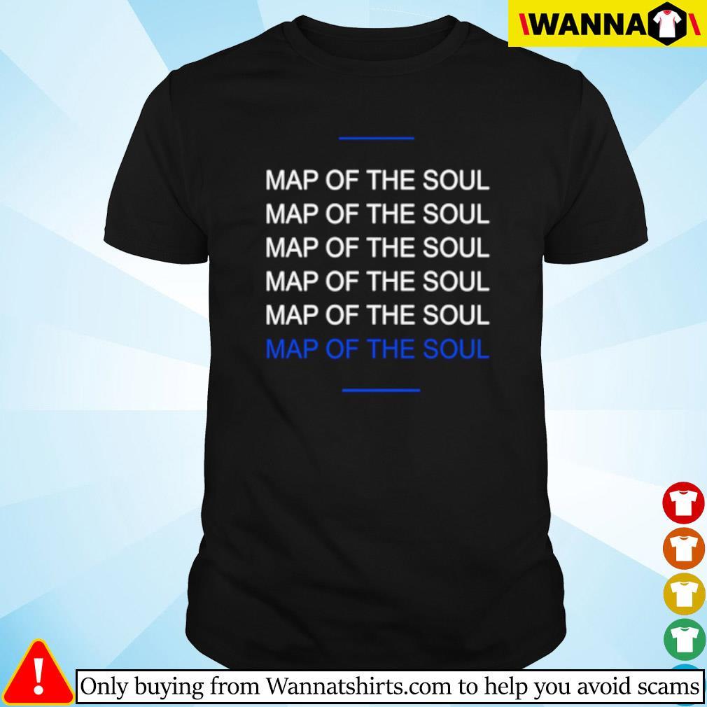 Map of the soul six shirt