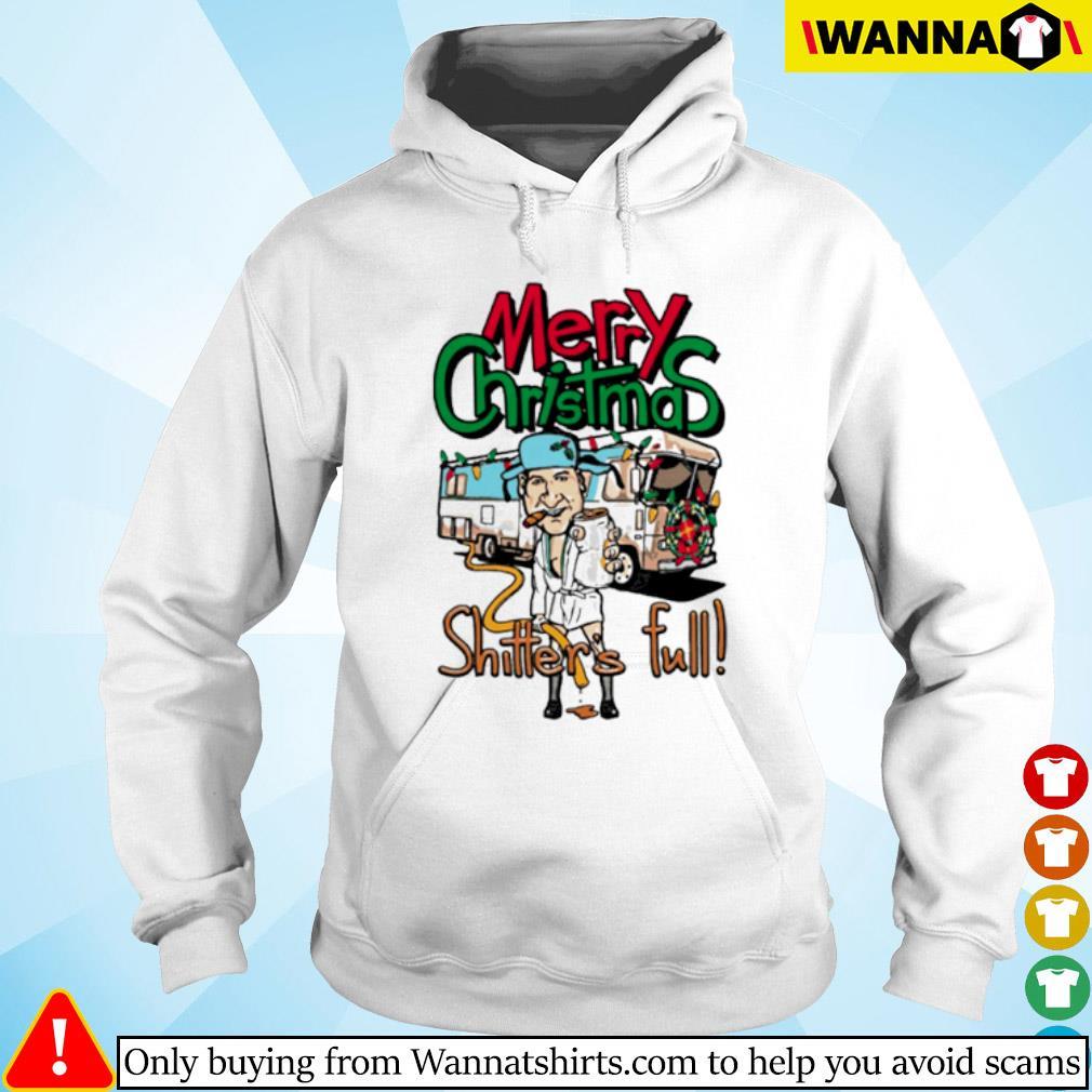 Merry Christmas Shtter's full sweater Hoodie