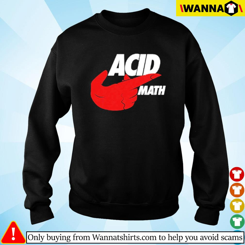 Official ACID Math s Sweater