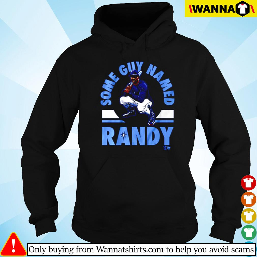 Tampa Bay Rays some guy named Randy s Hoodie