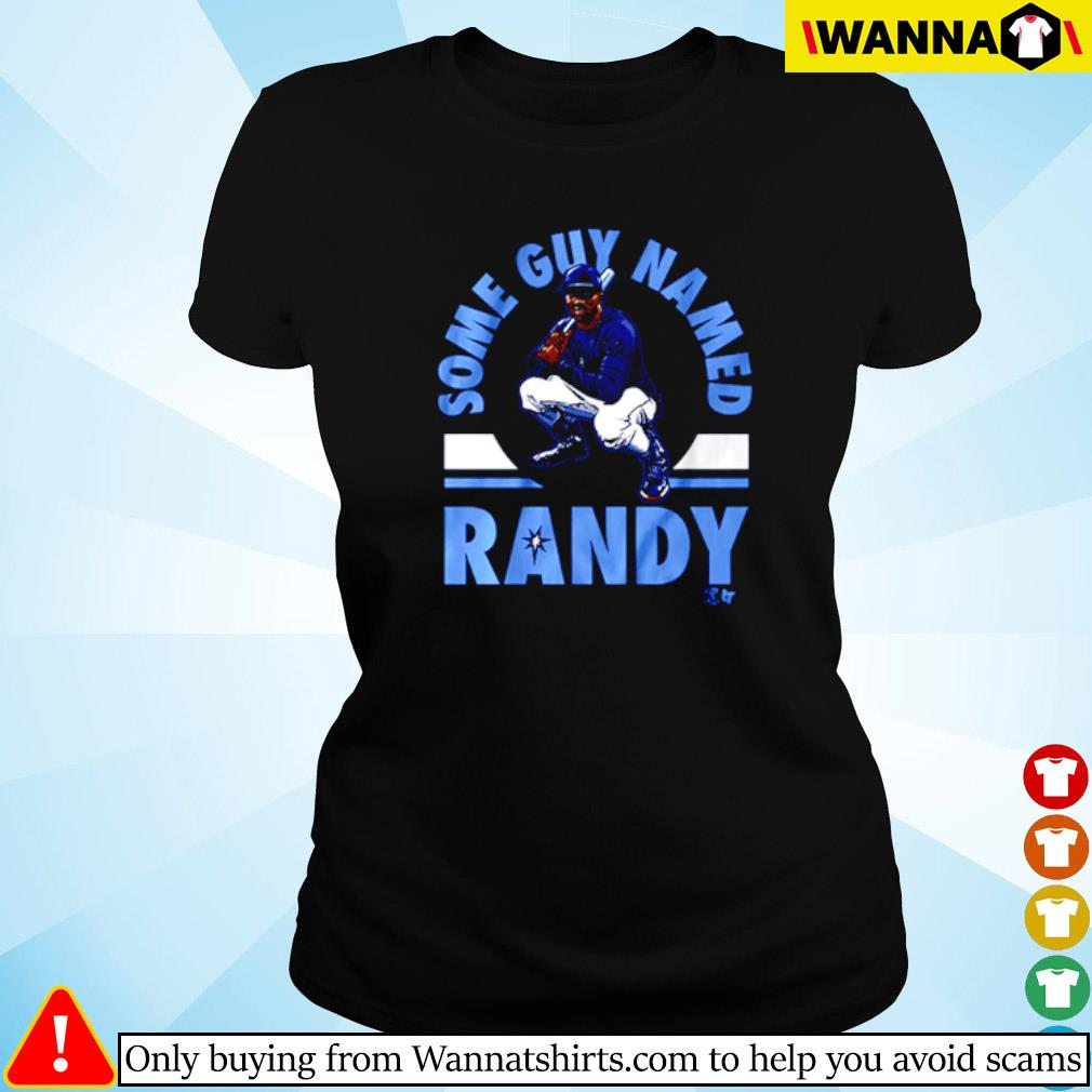 Tampa Bay Rays some guy named Randy s Ladies tee