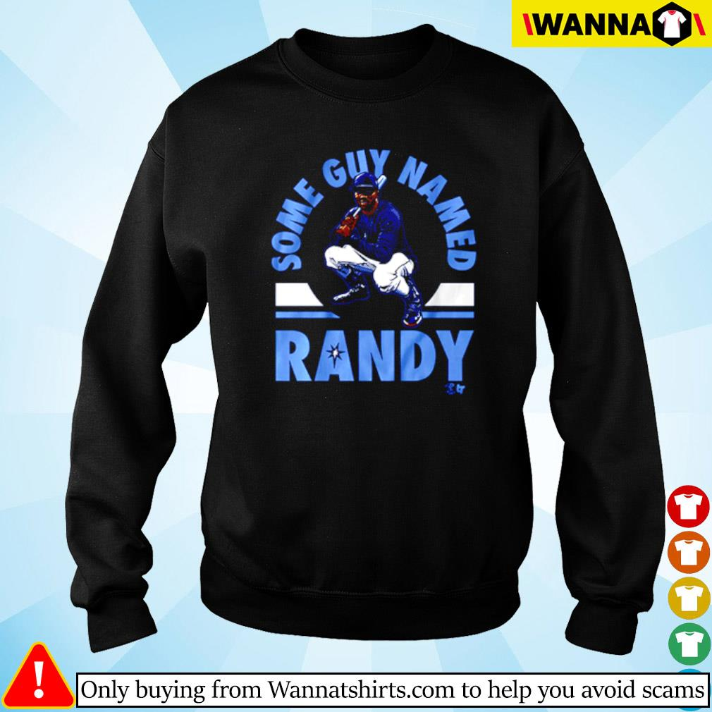 Tampa Bay Rays some guy named Randy s Sweater