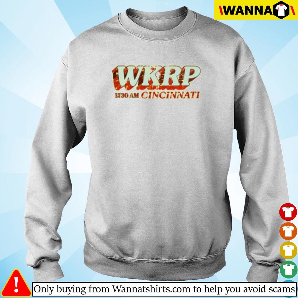 WKRP in Cincinnati 1530 am Cincinnati s Sweater
